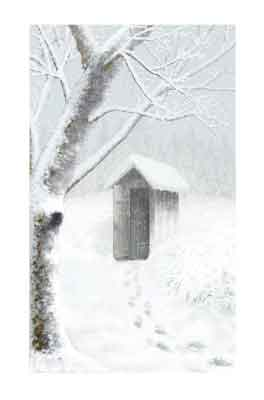 Digital Oil: Country Living - Winter